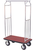 Cuztomizable Luggage Cart