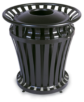 Extra Large Outdoor Trash Can