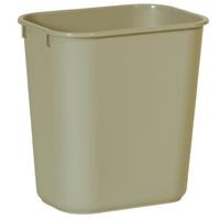 Plastic Waste paper Basket / Garbage Can