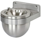 Stainless Steel Flip Top Wall Ashtray